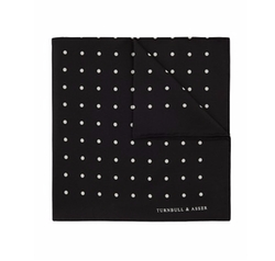 Turnbull & Asser - Dot Pocket Square