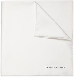 Turnbull & Asser - Silk Pocket Square