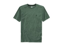 Volcom  - Crew-Neck Mock-Twist T-Shirt