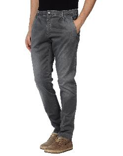 JEANSENG DENIM - Denim pants