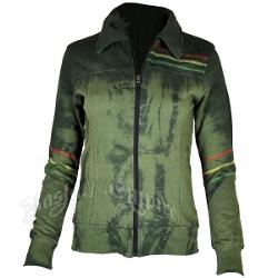 Rasta Empire - Tie Dye Jacket