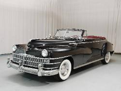 Chrysler  - 1948 New Yorker Convertible