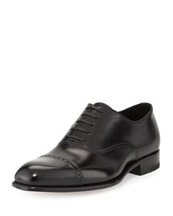 Tom Ford  - Charles Cap-Toe Oxford
