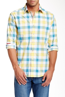 Robert Graham - Wipe Out Long Sleeve Tailored Fit Shirt