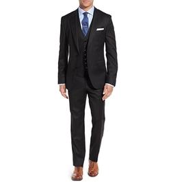 Salvatore Exte - 3-Piece Two Button Suit