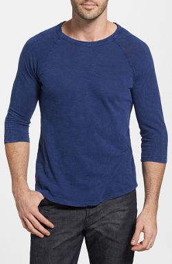 Alternative  - Long Sleeve Slub Cotton T-Shirt