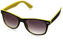 MLC Eyewear - Two-Tone Wayfarer Sunglasses
