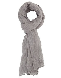 Charlotte Russe - Solid Woven Wrap Scarf