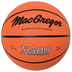 MacGregor  - Rubber Basketball Ball