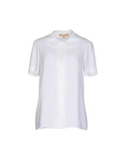 Michael Kors - Peter Pan Collar Shirt