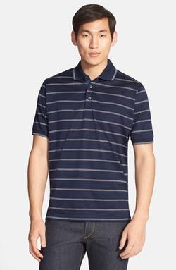 Paul & Shark - Stripe Cotton Polo