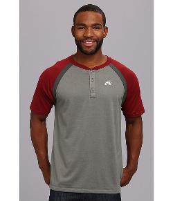 Nike  - Dri-Fit Touch Davis S/S Henley