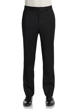 Tommy Hilfiger  - Trim Fit Wool Trousers