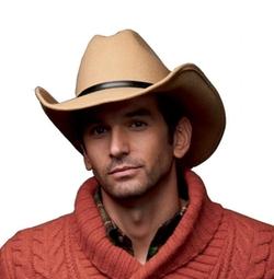 Sun Grubbies - Cheyenne Winter Cowboy Hat