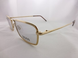 Hugo Boss  - Gold Frame Eyeglasses