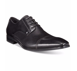 Bar III - Dax Cap Toe Derby Shoes
