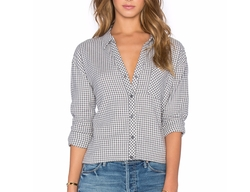 Soft Joie - Fran Button Down Shirt
