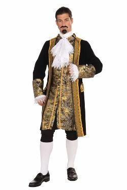 Forum Novelties - Deluxe Designer Collection Venetian Count Costume