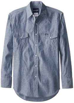 Wrangler - Western Long-Sleeve Shirt
