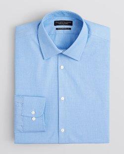 Bloomingdale - Solid Dress Shirt