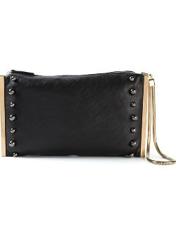 Lanvin - Private Studded Clutch Bag