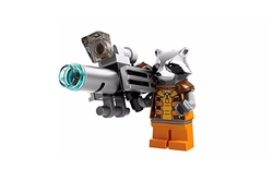 LEGO - Rocket Raccoon Guardians of the Galaxy Minifigure