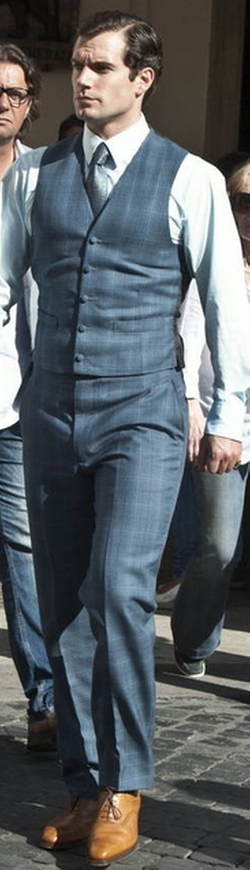 Timothy Everest - Custom Made Plaid Pants