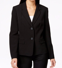 Kasper - Two-Button Blazer