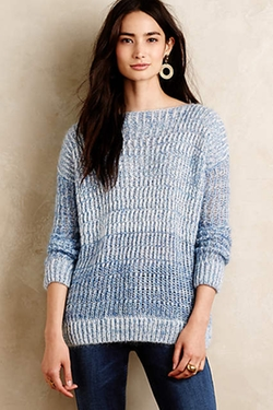 Anthropologie - Jessamy Pullover Sweater