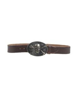 Frankie Morello - Leather Belt