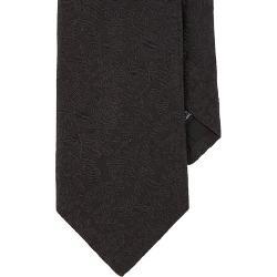 DUCHAMP  - Silk Floral Jacquard Neck Tie