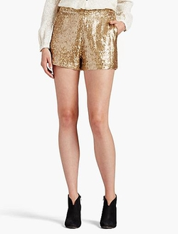 Lucky Brand - Sequin Shorts