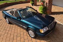 Mercedes-Benz - 1994 E320 Cabriolet Coupe