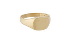 Grace Lee  - Signet Ring