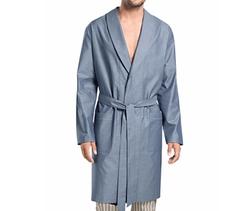 Hanro  - Javier Solid Wrap Robe