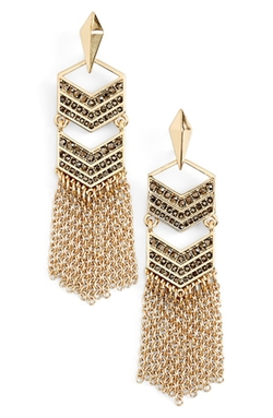 Rebecca Minkoff - Tassel Drop Earrings