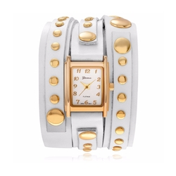 Geneva - Studded Wrap Watch