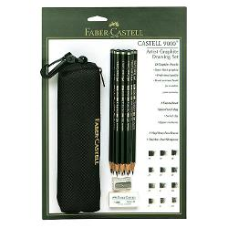 Faber-Castell - Graphite Pencil Set