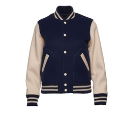 Marc Jacobs - Shrunken Varsity Jacket