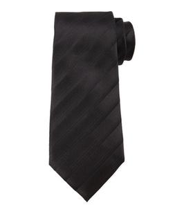 Armani Collezioni  - Tonal Dressy-Stripe Tie
