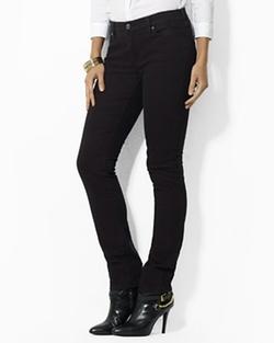 Lauren Ralph Lauren  - Slimming Modern Skinny Jeans