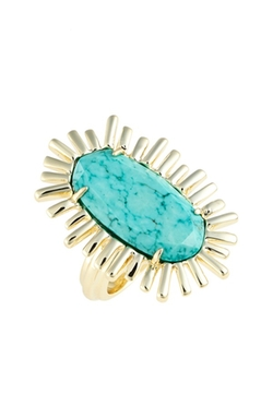 Kendra Scott  - Owen Stone Ring