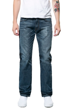 Sync Denim - St Guy Washed Denim Jeans