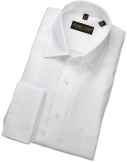 Trump - Donald Trump French Cuff Dress Shirt