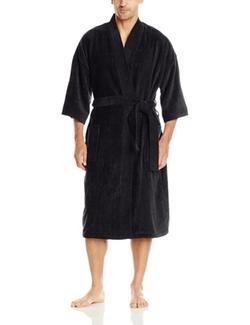 Majestic International - Terry Velour Kimono Robe