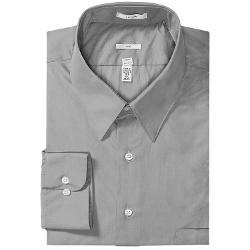 Wrinkle - Free Poplin Dress Shirt