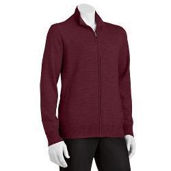 Apt. 9 - Merino Full-Zip Sweater - Men