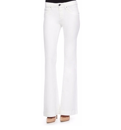 DL1961 Premium Denim - Joy High-Rise Flare Jeans