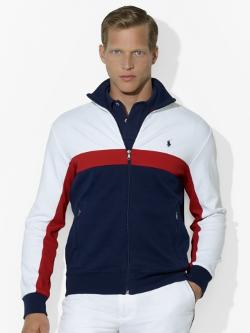 Ralph Lauren - Zip-Up Track Jacket