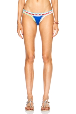 Kiini  - Tuesday Poly Blend Bikini Bottom